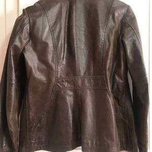 Jackets & Blazers - Leather jacket. Great condition!